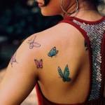 tatuagem borboleta 2