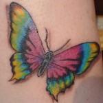 tatuagem borboleta 5