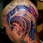 tatuagem cabeça 5