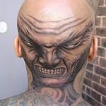 tatuagem cabeça 6
