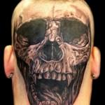 tatuagem cabeça 8