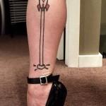 tatuagem perna 5