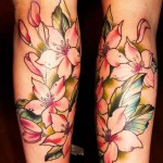 tatuagem perna 6