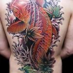 tatuagem carpa chinesa 3