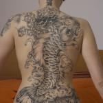 tatuagem carpa chinesa 7