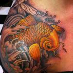 tatuagem carpa chinesa 9