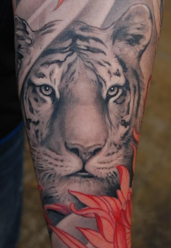 tatuagem tigre 0