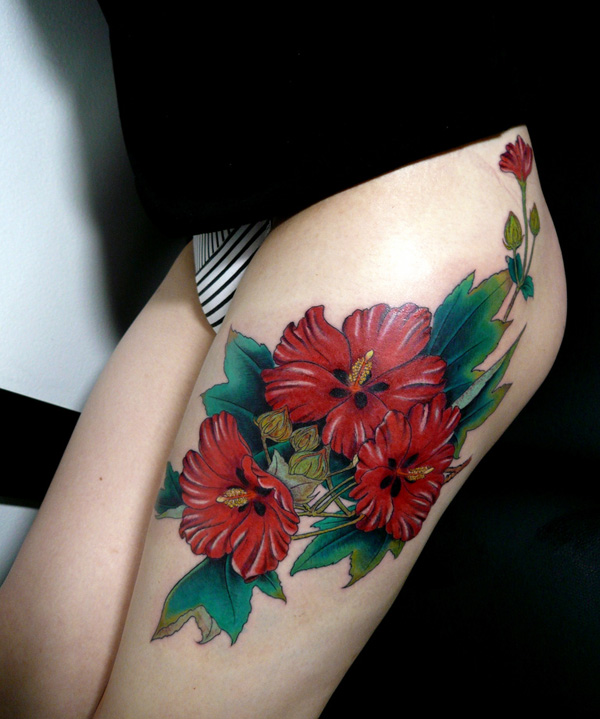 Significado Da Tatuagem De Flores