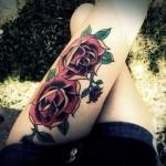 Algumas sugestões para tatuar a sua perna