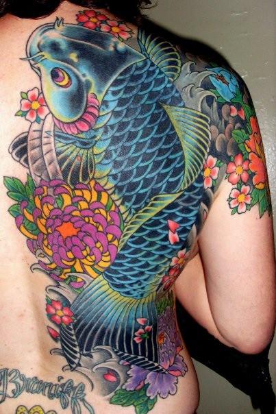 Significado Da Tatuagem De Carpa