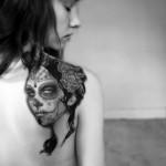 significado tatuar caveira mexicana