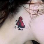 Veja algumas ideias de tatuagens que pode tatuar no pescoço
