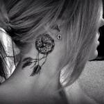 Aqui encontra algumas sugestões de tatuagens para tatuar no pescoço