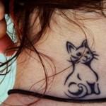 Veja algumas sugestões para fazer uma tatuagem na nuca
