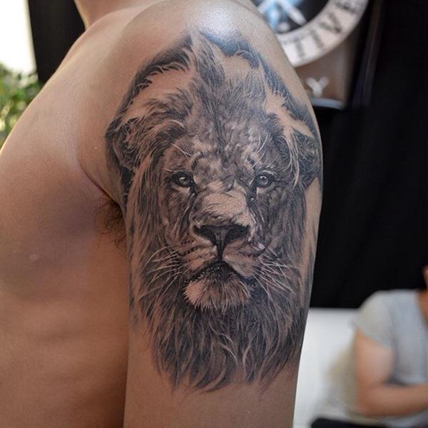 tatuagem leao significado