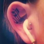 Neste artigo encontra algumas sugestões para tatuar a sua orelha