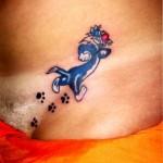 Neste artigo pode encontrar algumas ideias para tatuar a sua virilha