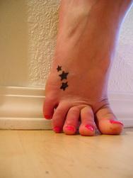 faça uma tatuagem temporária em casa