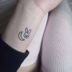 tatuagens no pulso