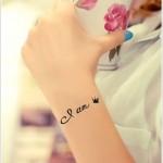 tatuagem de coroa