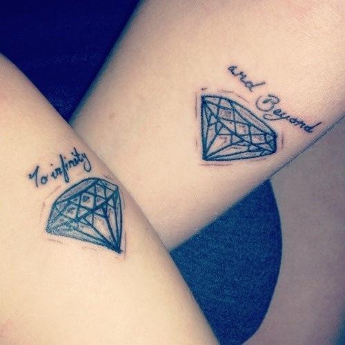 Significado da tatuagem de diamante for Design tattoo tumblr