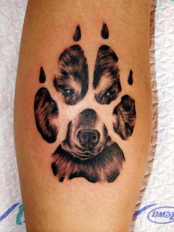 Excepcional Significado da Tatuagem de Lobo KI21