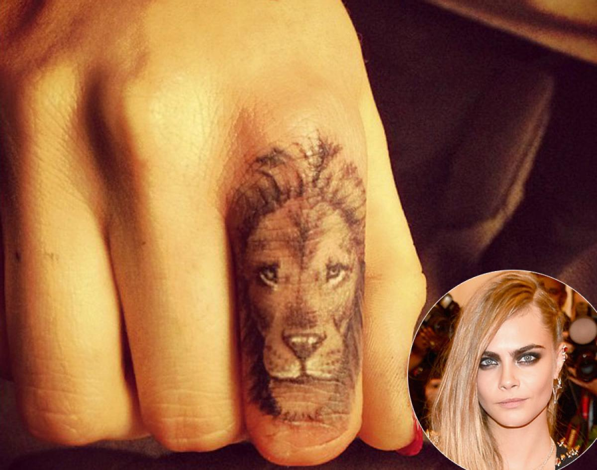 Татуировки на указательном пальце фото