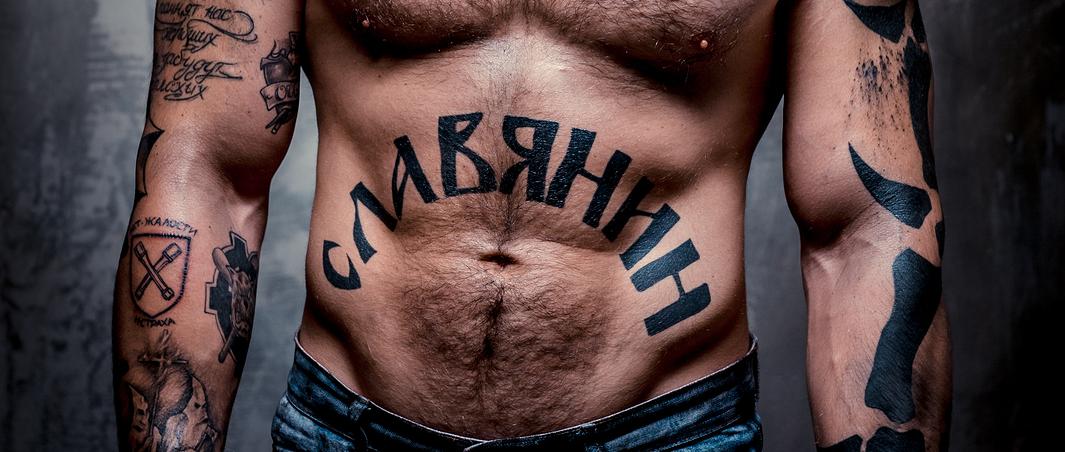 tatuagens masculinas na barriga