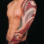 tatuagens masculinas tribal