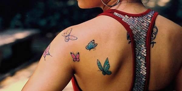 tatuagem ombro
