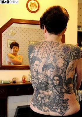 tatto Crespusculo