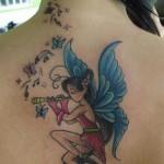 tatuagem de fada