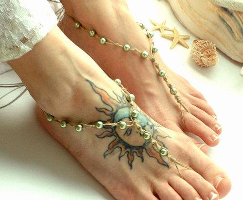 Que Significa Hippie: Significado Da Tatuagem De Sol