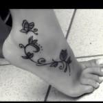 Encontre aqui algumas sugestões para tatuar o pé