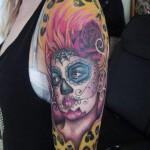 tatuagens femininas no braço