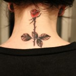 Veja aqui algumas ideias para fazer uma tatuagem na nuca