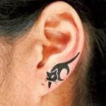 Veja neste artigo algumas dicas e sugestões para tatuar a sua orelha