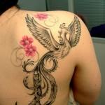 tatuagem da fenix