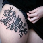 Tire algumas ideias para tatuar a sua coxa