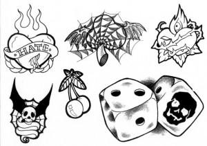 Descubra como fazer uma tatuagem temporária em casa