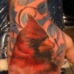 tatuagem de pássaros